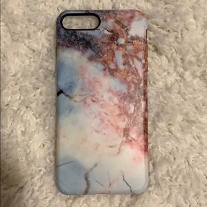 iphone 8 plus marble case